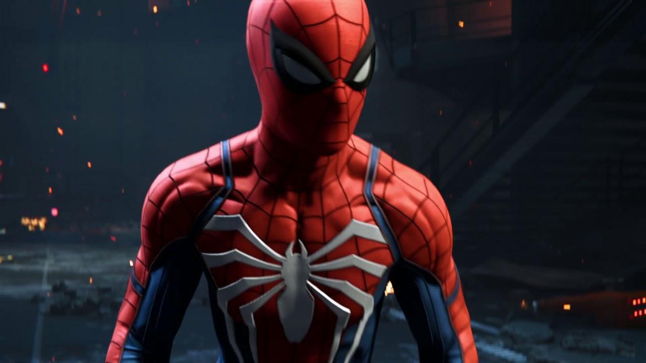 PS4《Marvel's Spider-Man》E3 2018 宣傳影像