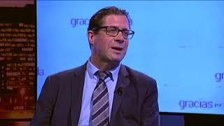 Pedro Fernández: 'Hace falta que Vox entre al Congreso para que ya no digan que no podemos hablar'