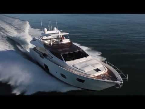 Ferretti Yachts 870 - Art Marine