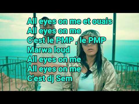 Dj sem ft . Marwa Loud  - mi corazòn