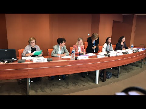 Live! Parliamentary Assembly hearing - women and breast cancer