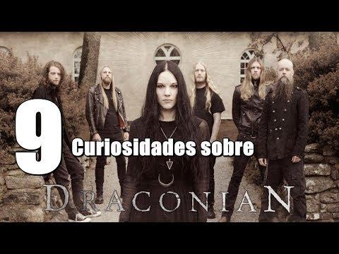 Draconian 9 Curiosidades | Tops Metal