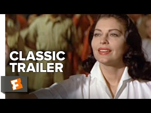 Bhowani Junction (1956) Official Trailer - Ava Gardner, Stewart Granger Movie HD