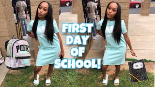 First Day Of School GRWM *Senior yearrrr🤪* | LilJava