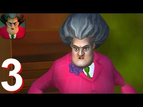 Scary Teacher 3D Walkthrough Part 3 (Android IOS Gameplay) | Pryszard Gaming