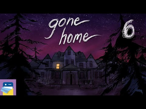 Gone Home: iOS iPad Gameplay Walkthrough Part 6 (by Annapurna Interactive / Fullbright Company)