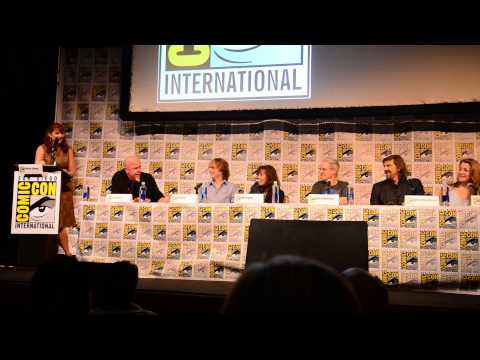 Babylon 5 Panel - San Diego Comic Con 2015 Clip 1