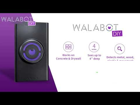 Join Over 200,000 People! Walabot DIY: New Generation of Stud Finders. Winner of Best DIY Tech 2018