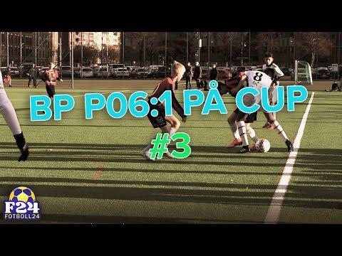 Följer med Brommapojkarna P06:1 på Cup #3 - Tuff match mot Angered P05   Fotboll24