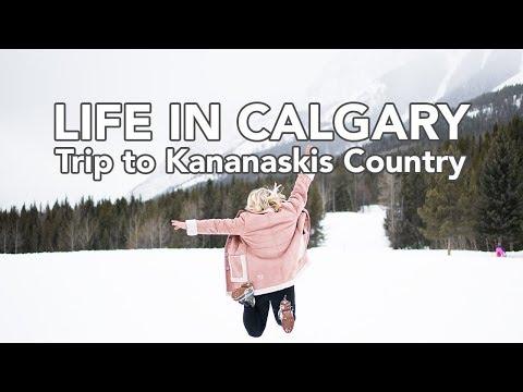 LIFE IN CALGARY: Trip to Kananaskis Country