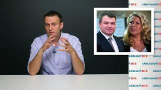 Навальный Три вопроса Игорю Стрелкову