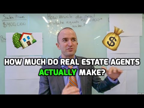 How Much Money Do Real Estate Agents ACTUALLY Make?