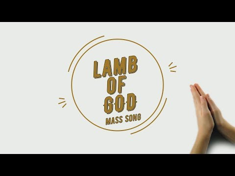 O Lamb of God, you take away the sins chords by Catholic Mass Songs