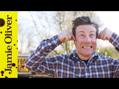 Question & Answer with Jamie Oliver