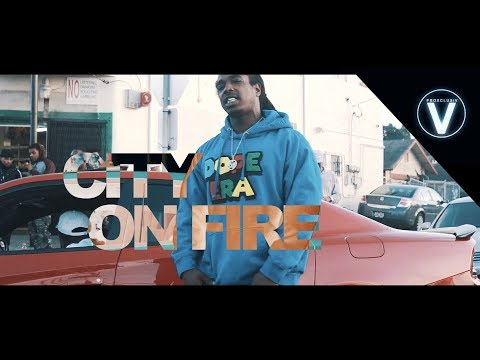 "Young Los (MGM) - ""City on Fire""🔥 ft. Butta Mackin & Banga 