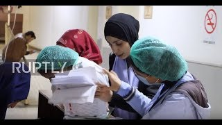 Syria: Afrin Hospital overflowing with civilians injured in Turkish attacks