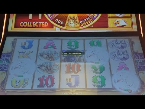 LiVe Slots @ Desert Diamond Casino