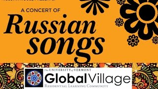 A concert of Russian Songs