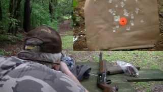 Lee Drive Key Slugs! Shooting Slugs thru Rifled Choke Tubes!