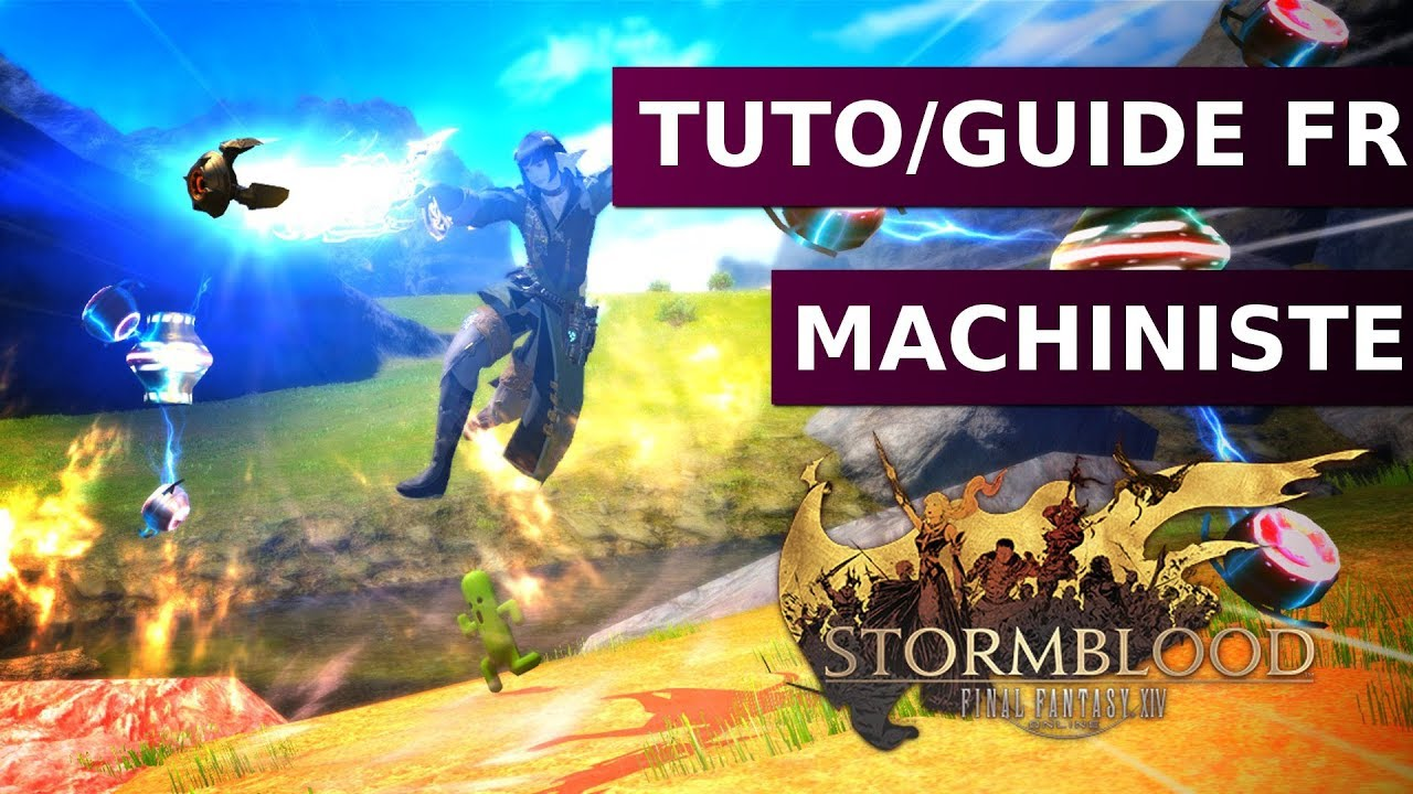 tuto guide machiniste 4 0 opener cycle patch