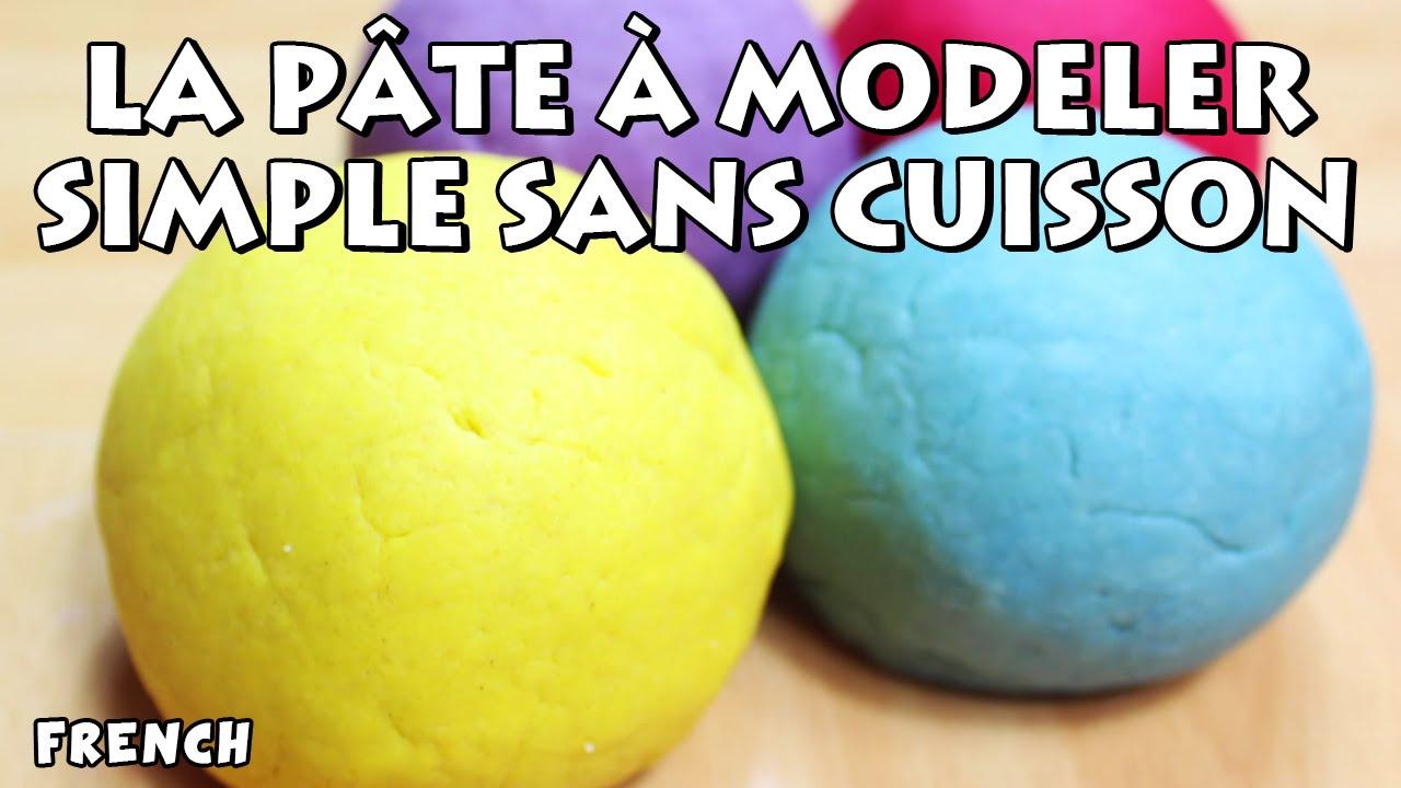 Modeler Simple Sans Cuisson