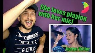 Vocal coach YAZIK analysis of Jaclyn Victor singing Gemilang on Asian Idol YouTube Videos