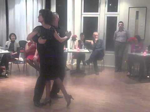 Anna Savva Peter Baldock Argentine Tango