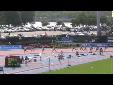 Jim Ryun Boys HS dream Mile 2010