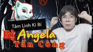 CHU HOÀI BẢO Tâm Linh Kì Bí #8 - Chơi Talking Angela Lúc 3 Giờ Sáng Và Bị Tấn Công