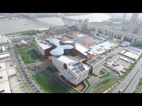 Shanghai's World Expo Museum to Open in May