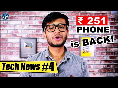 ₹251 Phone Freedom 251 is BACK!, WhatsApp Restricted Group - Tech News #4