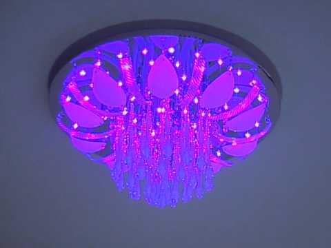 Design Deckenleuchte Lampe Adele 3 6 9 Flg Inkl Led