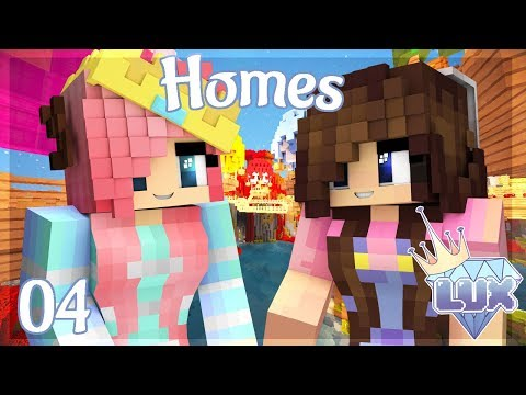 Homes  From The Heights - Lux SMP S3 💎(Ep.4)