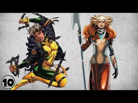 Top 10 Alternate Versions Of Rogue