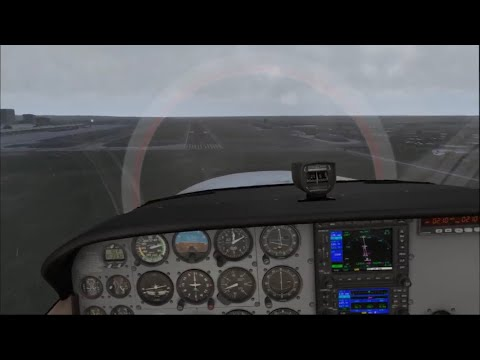 Virtual Reality – On The Glideslope