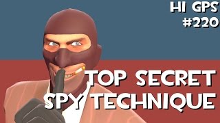 Hi GPS #220 - Top Secret Spy Technique