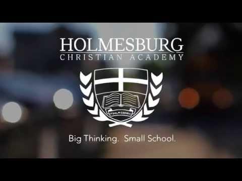 Holmesburg Christian Academy Promo
