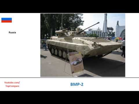 BMP-2, Infantry fighting vehicles performance
