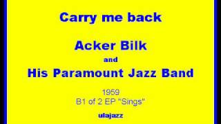 Acker Bilk PJB 1959 Carry me back to old Virginny