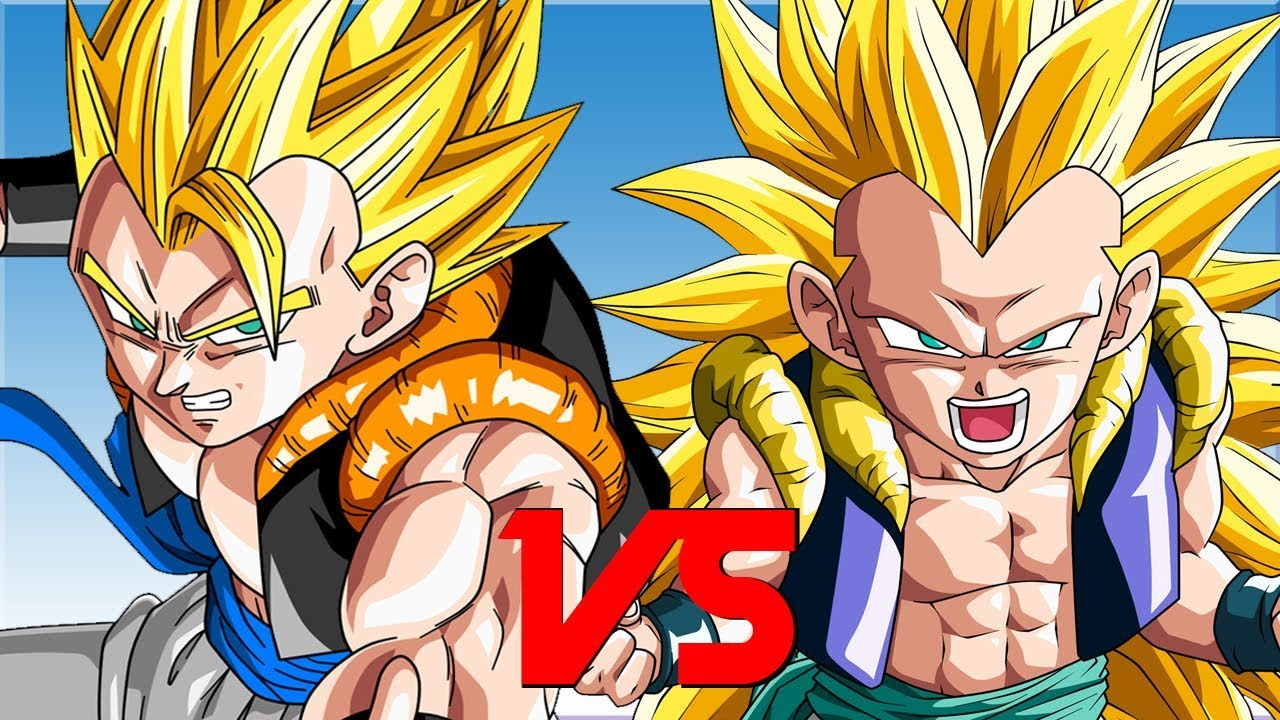 Gotenks vs gogeta yahoo dating 1
