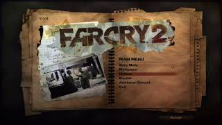 Far Cry 2 for Mac using Porting Kit