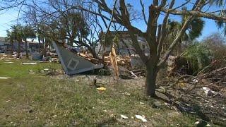 Al menos once muertos tras el paso del huracán Michael