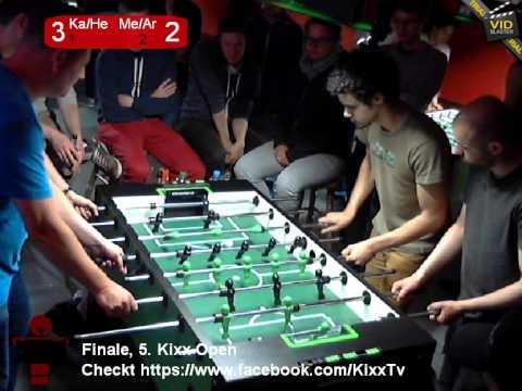 5. Kixx Open 2013 (Finale): Christian/Stefan - Semin/Wiland