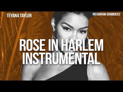 Teyana Taylor - Rose in Harlem