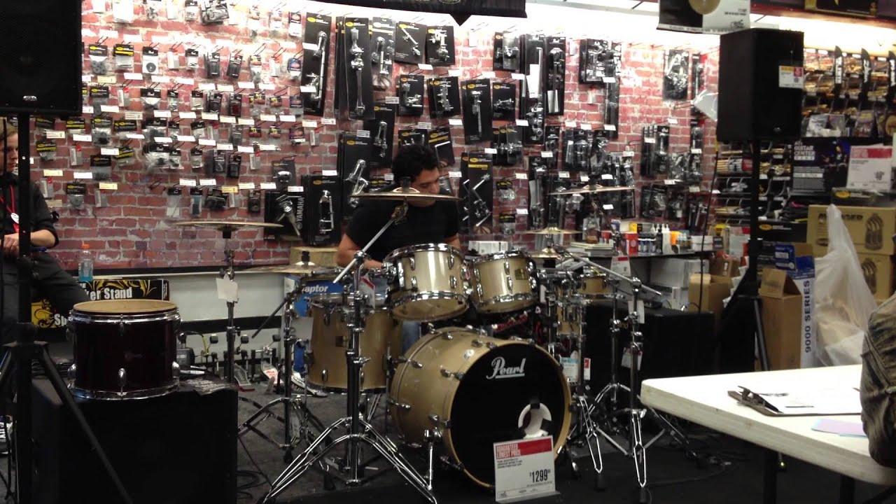 james guajardo 2012 guitar center drum off dallas tx part 1 youtube. Black Bedroom Furniture Sets. Home Design Ideas
