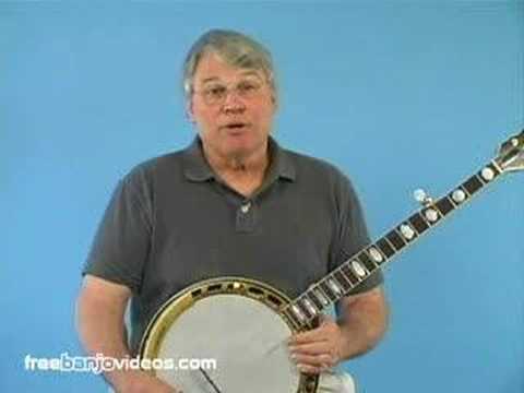 Banjo Lesson: Improvising with G & C Licks
