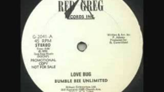 Repeat youtube video 70's disco music -Bumble Bee Unlimited - Love Bug 1976, Paradise Garage Classic