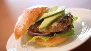 Liesl's Perfect Turkey Burger Recipe