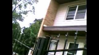 Walking around Richard Speck murders house - Chicago 2010
