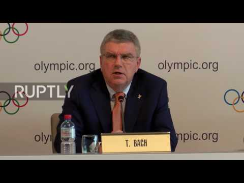 Switzerland: IOC adds 15 events to Tokyo 2020 Olympic programme